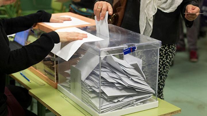 Censo de electores en pinto para el 4M