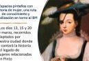 Espacios pinteños con Historia de mujer