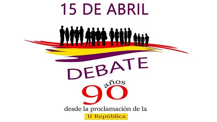 Conferencia debate en aniversario de la República