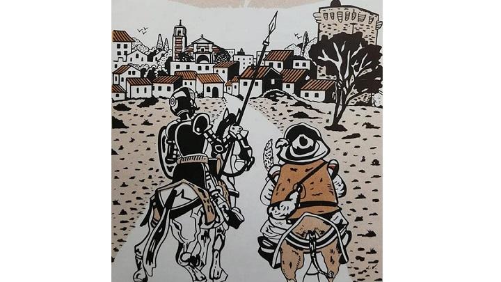 Lectura pública del Quijote en Pinto