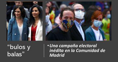 «Bulos y Balas» una campaña inédita
