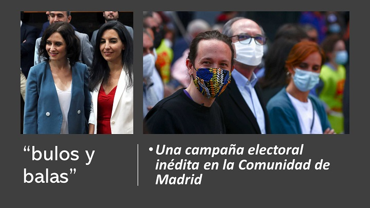 """""""Bulos y Balas"""" una campaña inédita"""