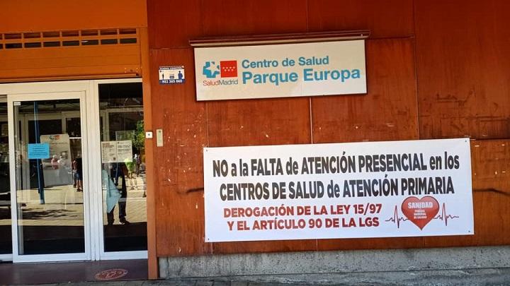 Contra el cierre de Centros Atención primaria