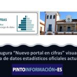 """Se inaugura """"Nuevo portal en cifras"""""""