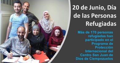 Día Internacional de las Personas Refugiadas