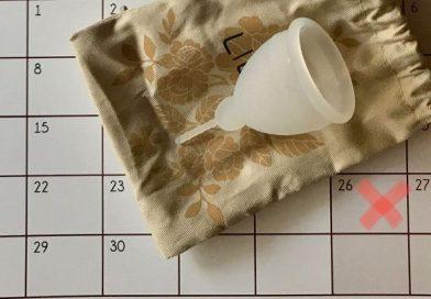 Iniciación al uso de la copa menstrual