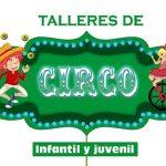 Taller Circo para al público infantil