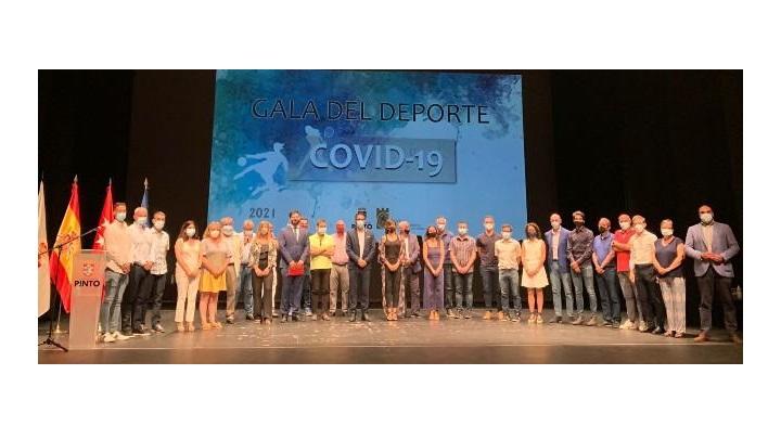 Gala del Deporte COVID-19 en Pinto