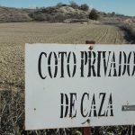 Caza y seguridad de visitantes del yacimiento