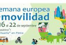 Pinto con la Semana Europea de la Movilidad