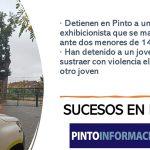 Últimos sucesos destacados en Pinto
