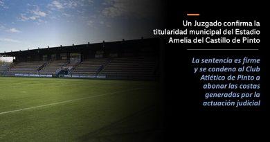 El Estadio Amelia del Castillo es municipal