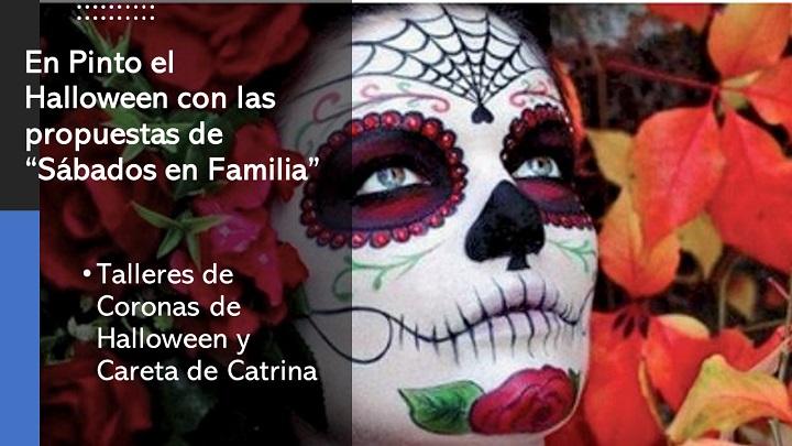 """Halloween con las propuestas de """"Sábados en Familia"""""""