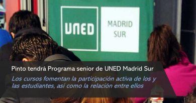 Programa senior Madrid Sur